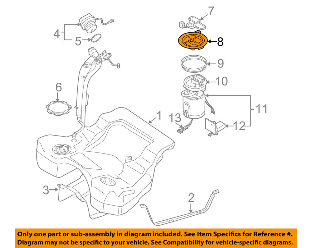 hight resolution of details about vw volkswagen oem 09 16 cc 2 0l l4 fuel system cover 3c0971839g