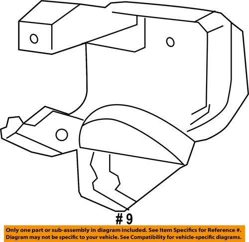 small resolution of details about ford oem front door lock latch kit 8l3z1521812d