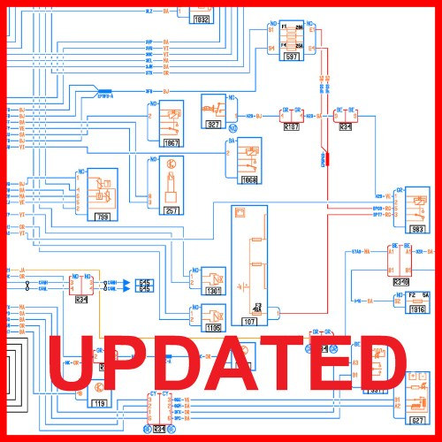small resolution of renault visu wiring diagrams for renault download don t wait get today ebay