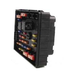 details about main relay fuse box fit for vw passat b6 b7 cc audi q3 [ 1000 x 1000 Pixel ]