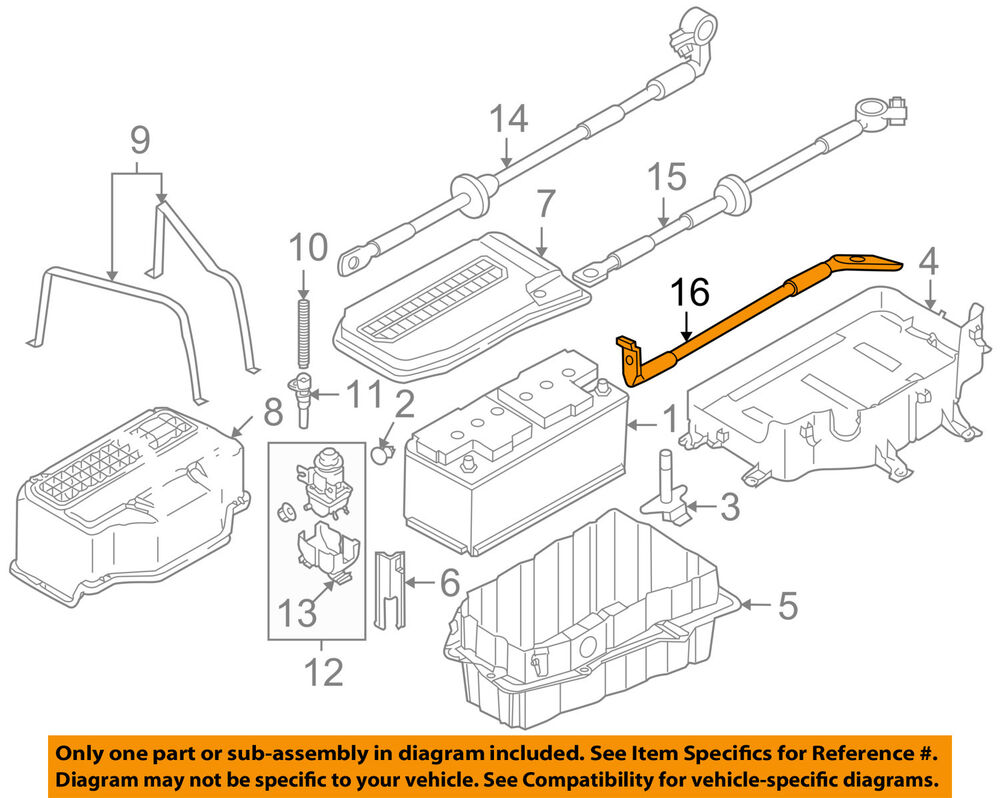 hight resolution of vw volkswagen oem 04 07 touareg 4 2l v8 battery ground cable touareg v8 engine diagram