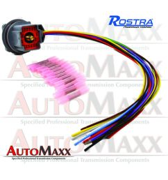 details about 5r55s 5r55w transmission wire harness pigtail repair kit for solenoid block pack [ 1000 x 1000 Pixel ]