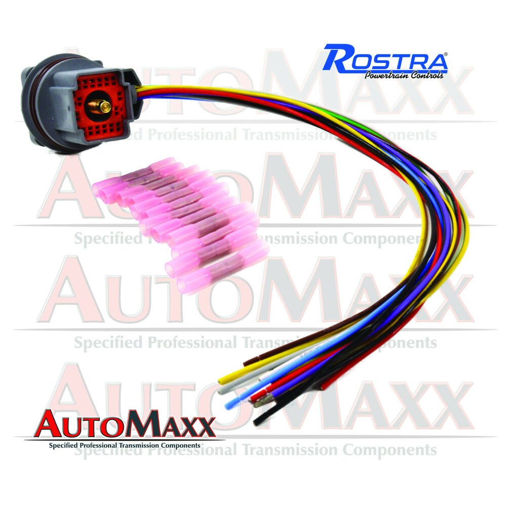 hight resolution of details about 5r55s 5r55w transmission wire harness pigtail repair kit for solenoid block pack