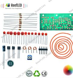 details about 80mhz 103mhz fm radio high frequency wireless microphone diy kit module antenna [ 1000 x 1000 Pixel ]