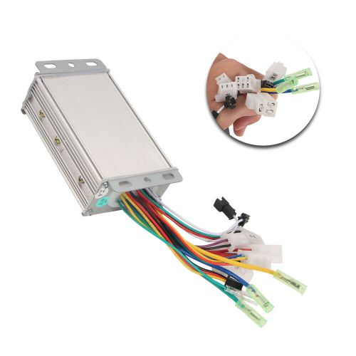 small resolution of details about 36v 48v 350w electric bicycle e bike scooter brushless dc motor speed controller