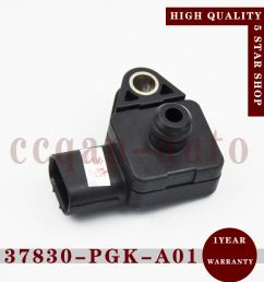 details about map sensor 37830 pgk a01 for honda accord civic cr v odyssey acura mdx rsx tsx [ 1000 x 1000 Pixel ]