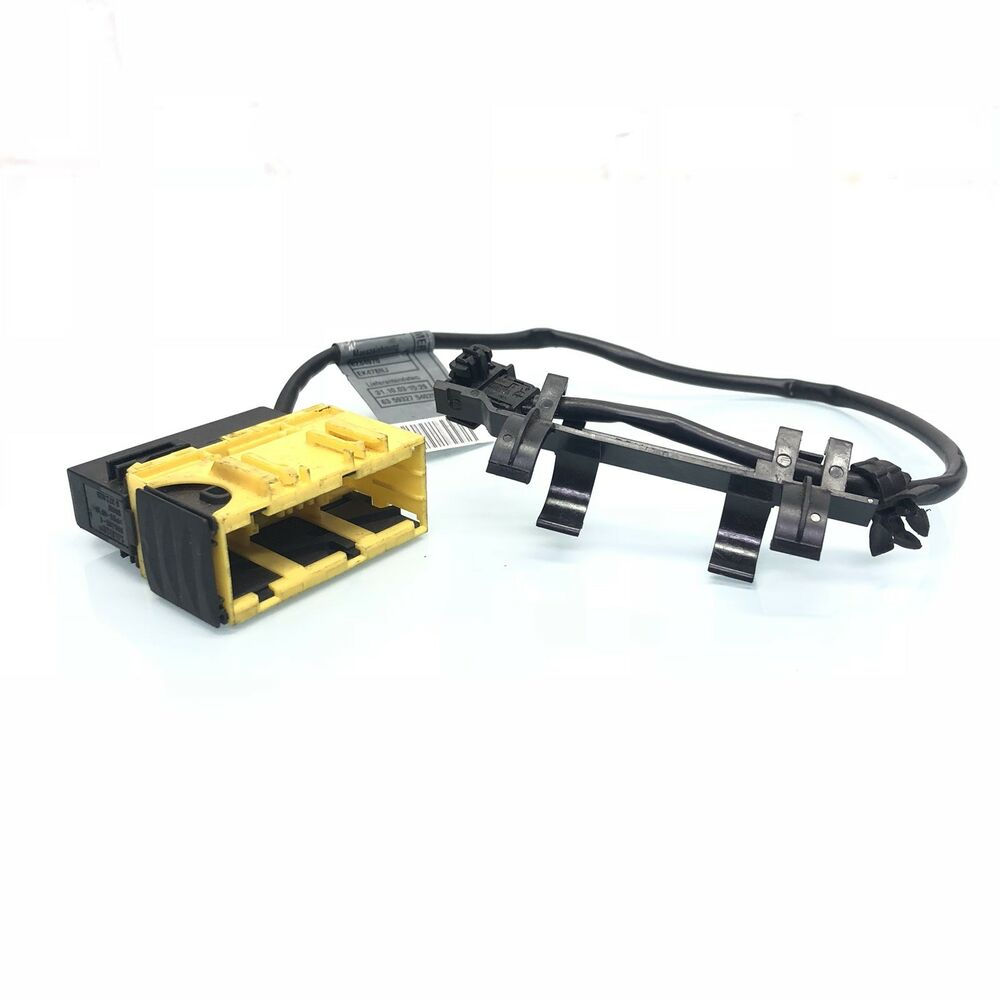 hight resolution of details about bmw x5 e53 front left wiring harness section 8255704