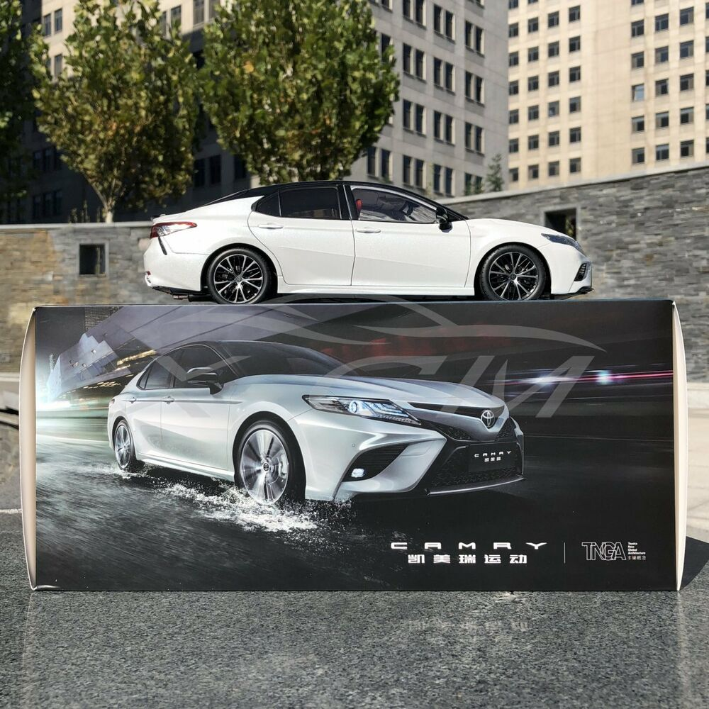 all new camry white all-new 2019 toyota corolla altis sedan diecast car model sport 1 18 gift details about