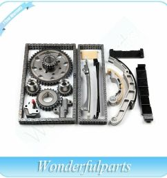 details about for 2008 2012 nissan cabstar 2 5l l4 diesel dohc timing chain kit [ 1000 x 1000 Pixel ]