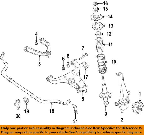small resolution of details about nissan oem front lower control arm 54501zr00a