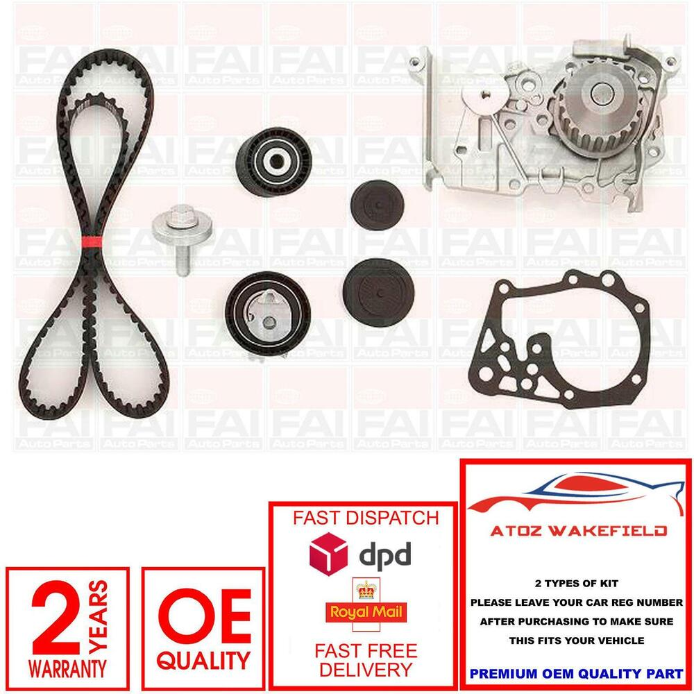 hight resolution of details about renault clio kangoo megane laguna dacia duster timing cam belt water pump kit