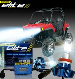 details about led bulbs headlights polaris ranger rzr 570s 800s 900s 1000 xp light 100w p1  [ 1000 x 1000 Pixel ]