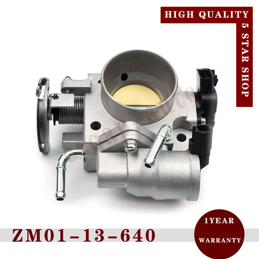 hight resolution of details about zm015580 throttle body assy for 99 05 mazda miata protege 1 8l 1 6l zm01 13 640