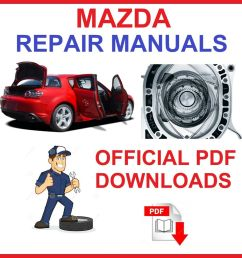 details about mazda workshop repair manuals wiring diagrams download [ 1000 x 996 Pixel ]