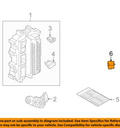 details about nissan oem blower motor relay 2523079942 [ 1000 x 798 Pixel ]
