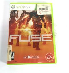 details about fuse xbox 360 2013 game case [ 1000 x 1000 Pixel ]