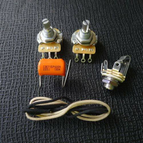 small resolution of details about 70s deluxe telecaster cts 500k pots sprague 047uf cap kits wiring harness