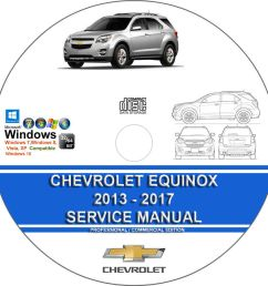 details about chevrolet equinox 2013 2014 2015 2016 2017 service repair manual on cd [ 904 x 904 Pixel ]