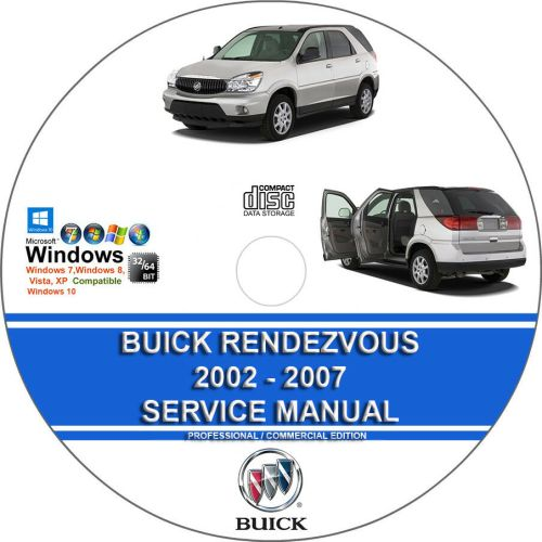 small resolution of details about buick rendezvous 2002 2007 service repair manual and wiring diagrams on cd
