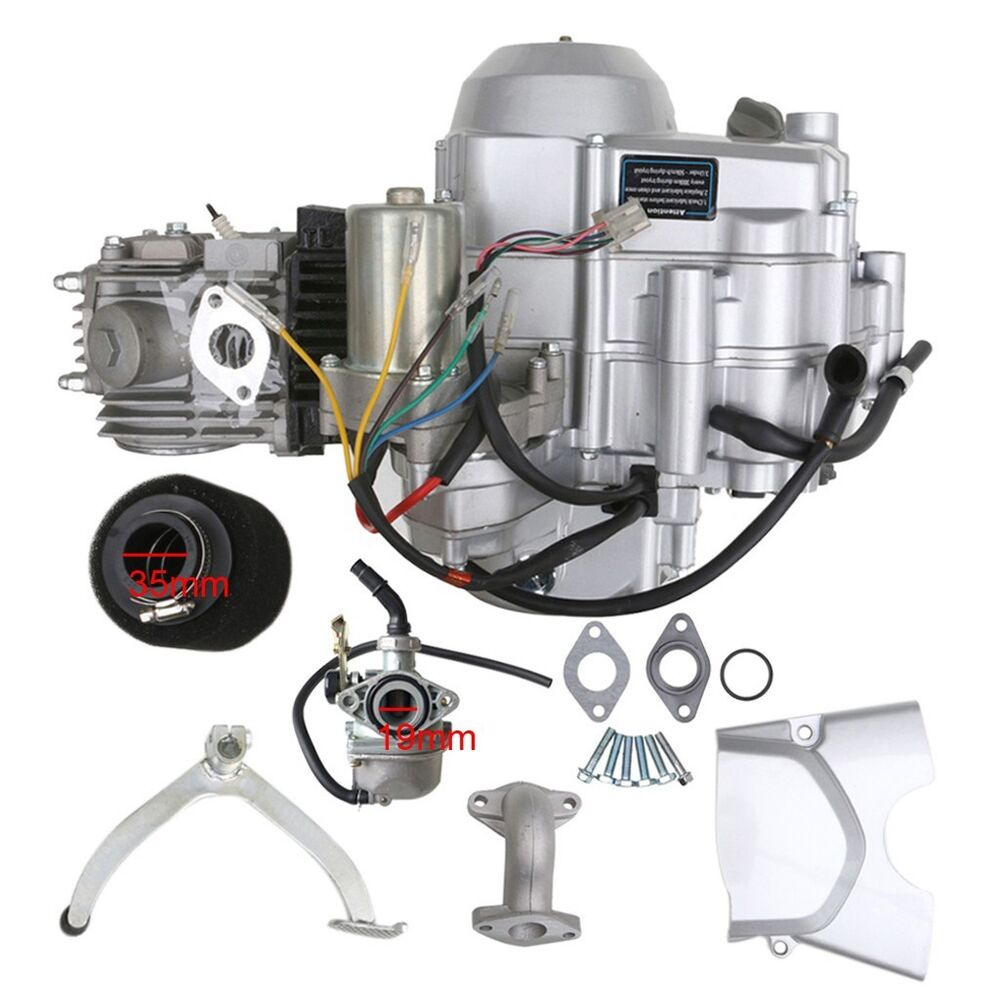 hight resolution of details about 125cc semi auto lifan engine motor honda ct110 ct90 postie bike wiring carby