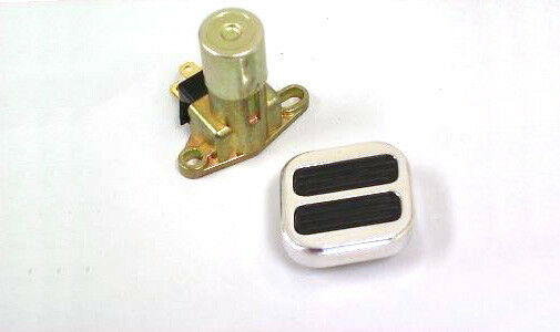 Street Rat Rod Gm Chevy Headlight Switch Aluminum Knob W Bonus Wiring
