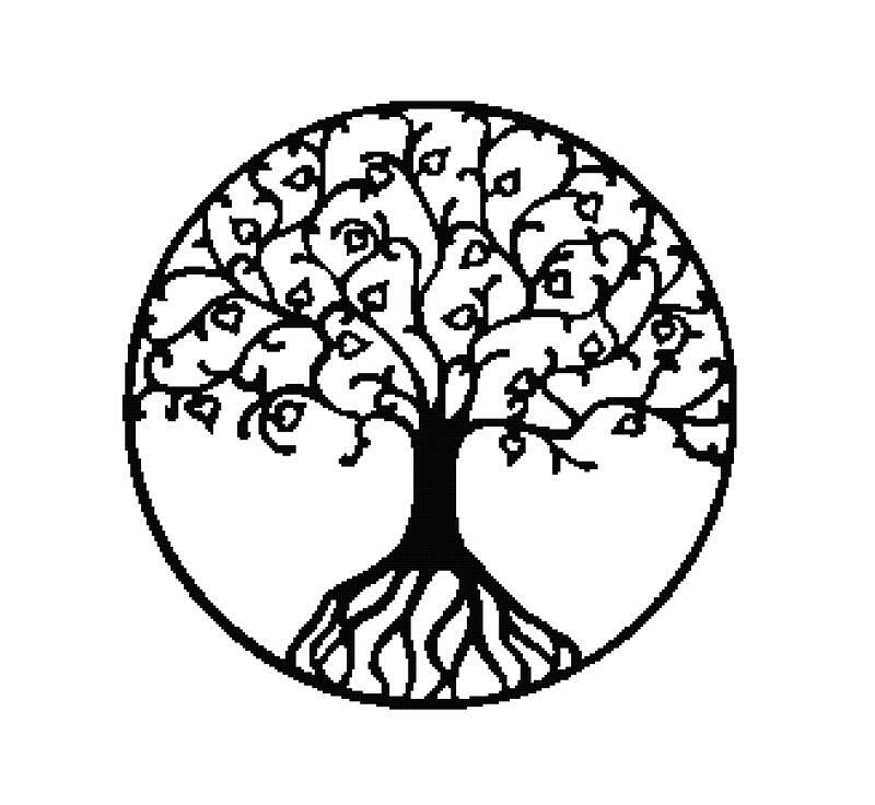 Celtic Tree Of Life Clipart For Free
