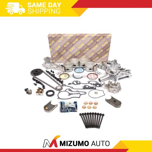 small resolution of details about overhaul engine rebuild kit fit 85 95 toyota 2 4l sohc 22r 22re 22rec