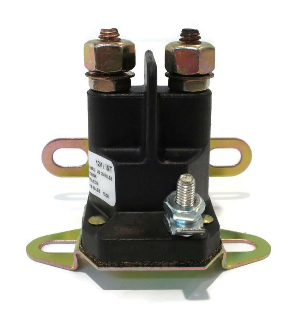4 Pole Starter Solenoid Wiring Diagram - Year of Clean Water  Pole Starter Solenoid Wiring Diagram on