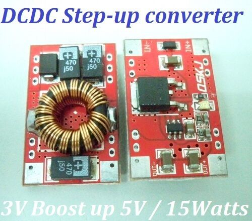 Dc Dc Converter 12v Step Down To 5v 3a Power Supply Module