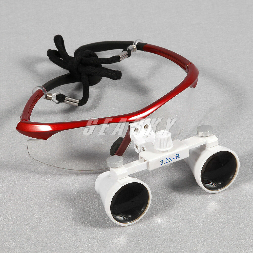 Dental 35X Surgical Medical Binocular Loupes Glasses