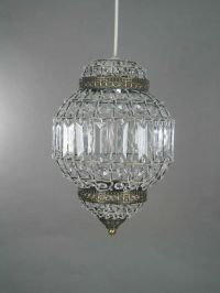 Moroccan Style Pendant Chandelier Shade Light Fitting ...