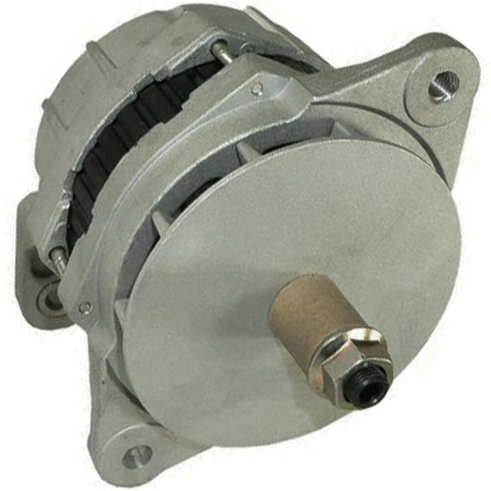 hight resolution of 160amp high amp alternator fits volvo cummins ford delco 22si 1 wire hookup ebay