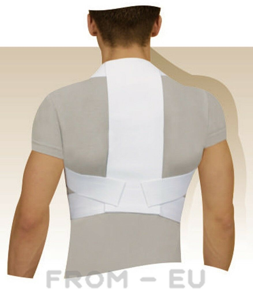 TEENAGER or ADULT Posture Corrector Lumbar Support Brace