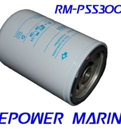 details about fuel filter for volvo penta replaces 3825133 21492771 kad32 ad30 ad31 [ 1000 x 866 Pixel ]