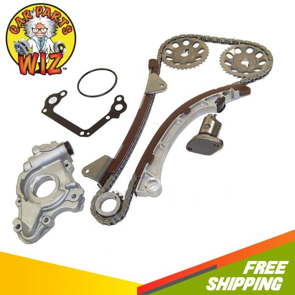2009 Toyota Corolla Timing Chain Replacement - Year of Clean Water