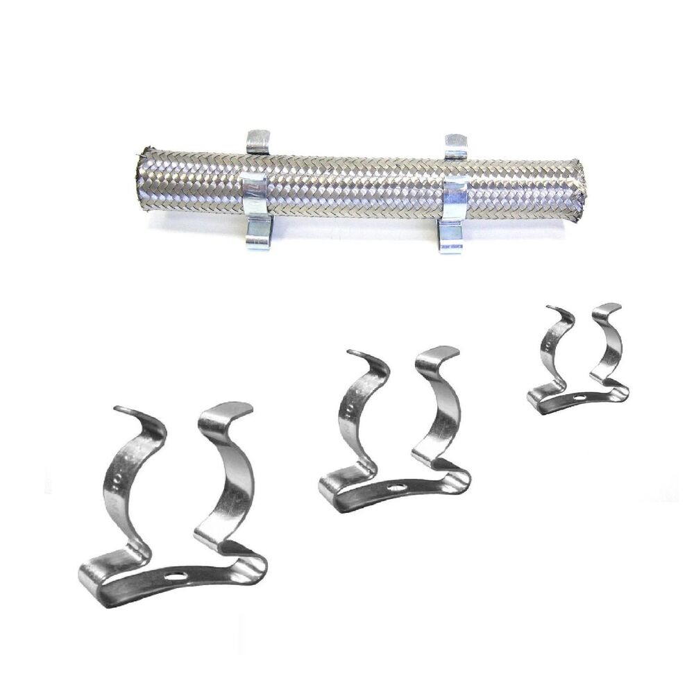 Fuel and Oil Hose Fuel Filter Fuel Pump Spring Clips