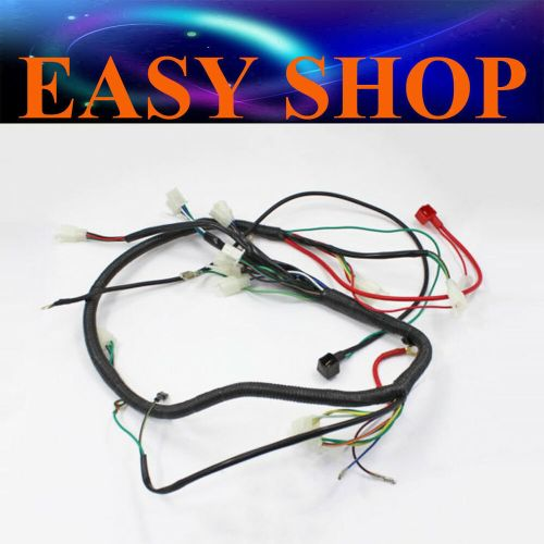 small resolution of wire loom wiring harness gy6 125cc 150cc 250cc atv quad dune buggy 125cc baja motorsports 150cc dune buggy