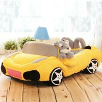 New Soft and Warm Pet Dog Cat Sport Car Bed House Sofa Bed ...