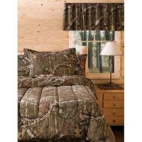 Mossy Oak Infinity Camo Bedding Comforter Sets w/ SHAMS