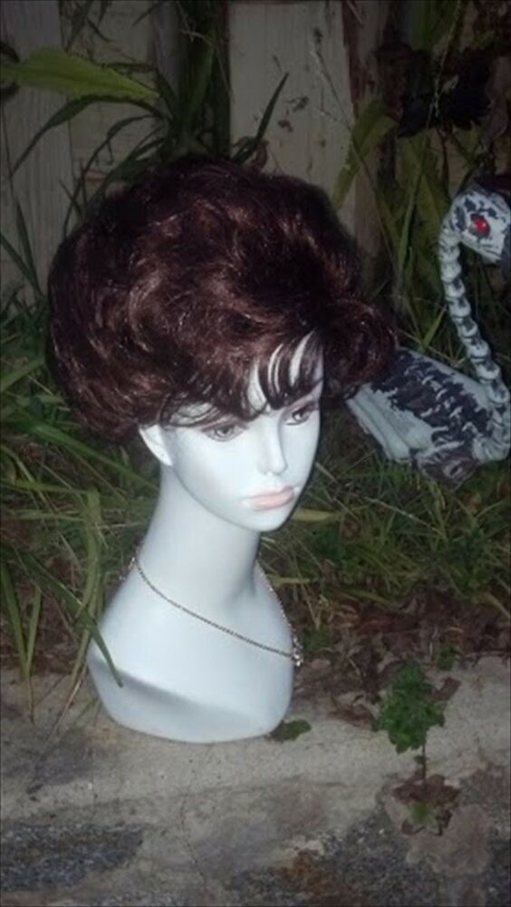 Victorian Edwardian Style Wig Choice Of Colors Sass Steampunk Updo Francesca EBay