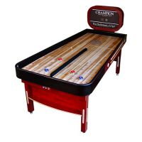 Champion Bank Shot Shuffleboard Table