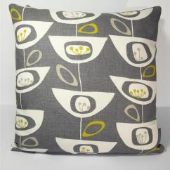 John Lewis Sofa Bed Cushion Replacement Indianapolis Vintage Retro 50s Scandinavian Print Fabric ...