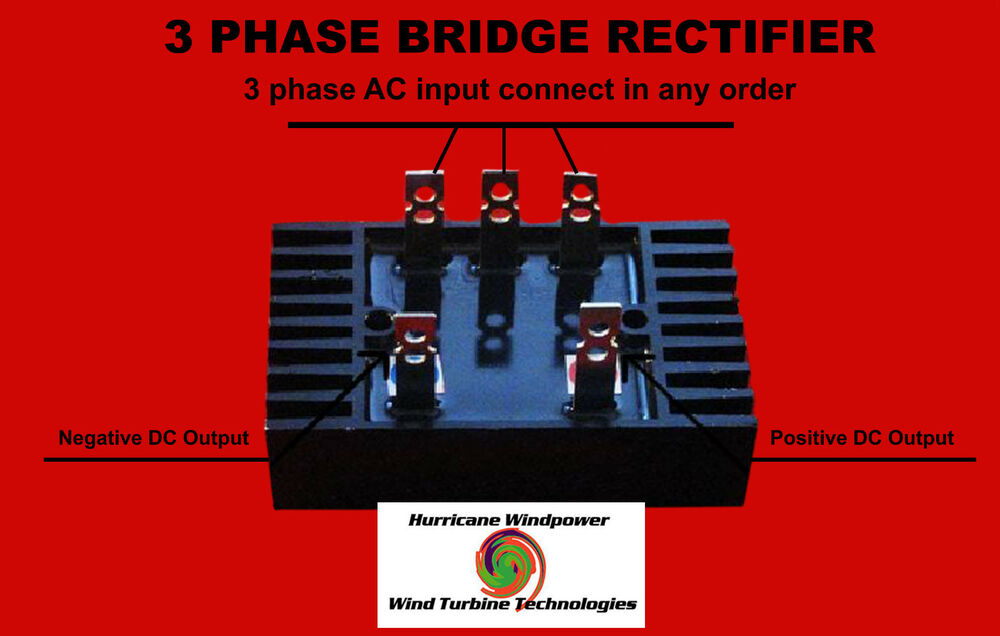 Phase Ac Rectifier Wiring Diagramadvice For Wind Turbine And Solar