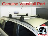 New Genuine Vauxhall Zafira B Roof Rack Bars Carrier (With