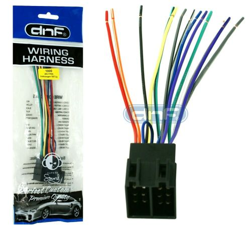 small resolution of wiring harness aftermarket radio adapter volkswagen vw 70 1784 100 copper ebay