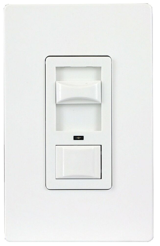 56321 Light Dimmer Switch for Dimmable CFL, Incandescent