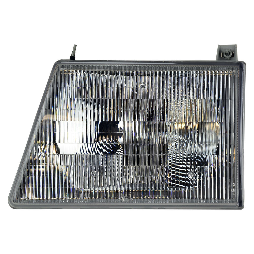 hight resolution of details about oem new 2006 2007 ford econoline lh side headlight assembly 6c2z13008ba