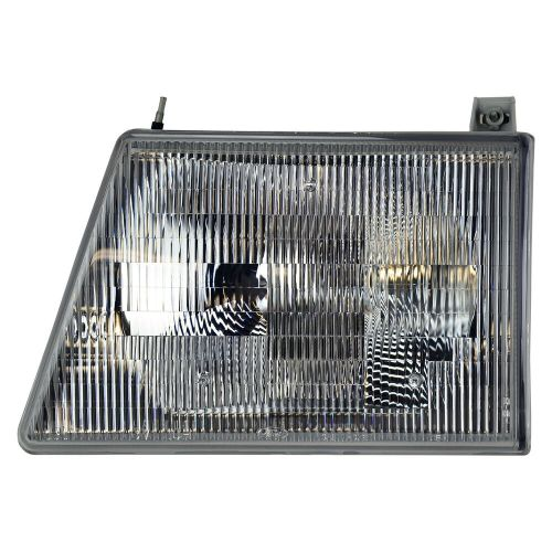 small resolution of details about oem new 2006 2007 ford econoline lh side headlight assembly 6c2z13008ba