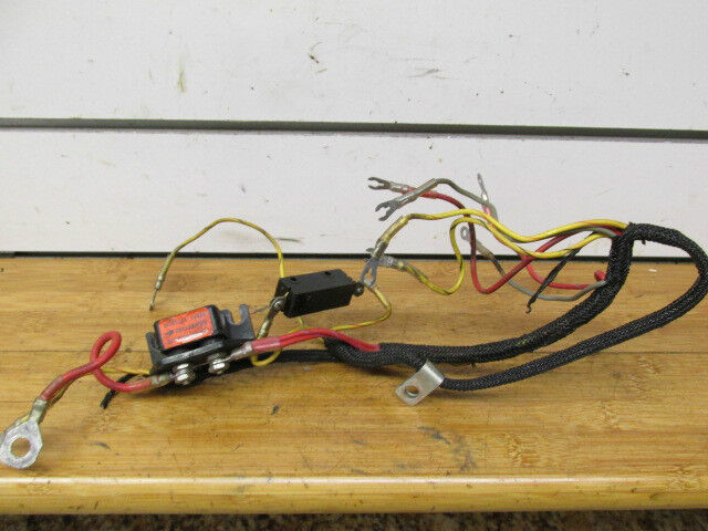 Force Outboard 50 Hp Engine Wire Harness