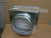 "HVAC.Return air filter plenum.Filter 20""x20""x4' included"